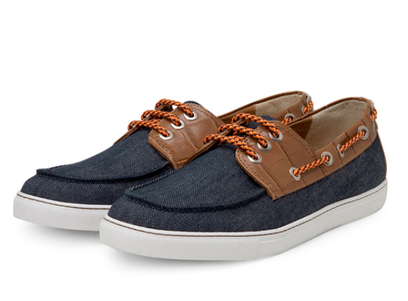 It's boat shoe season.